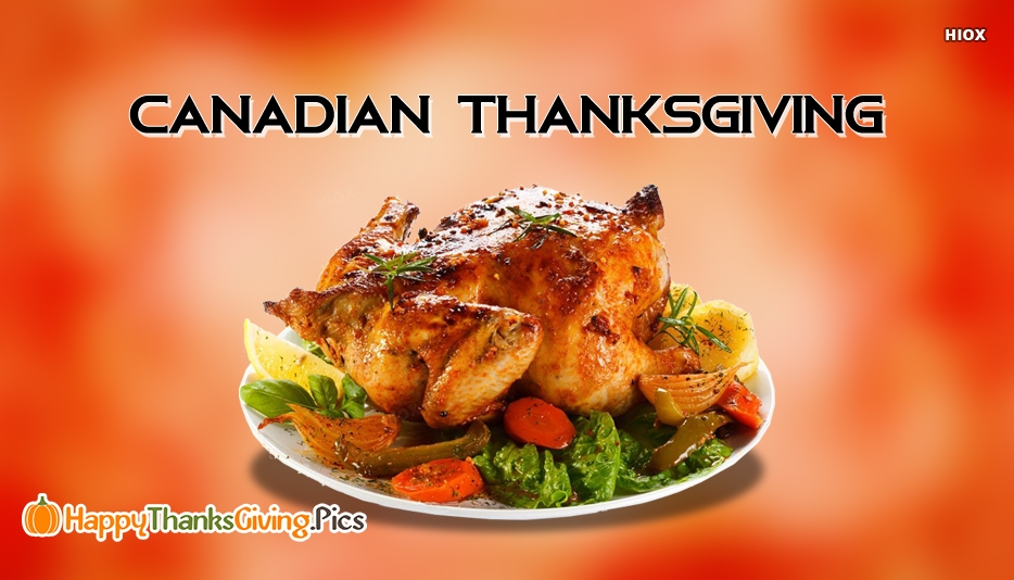 Canadian Thanksgiving