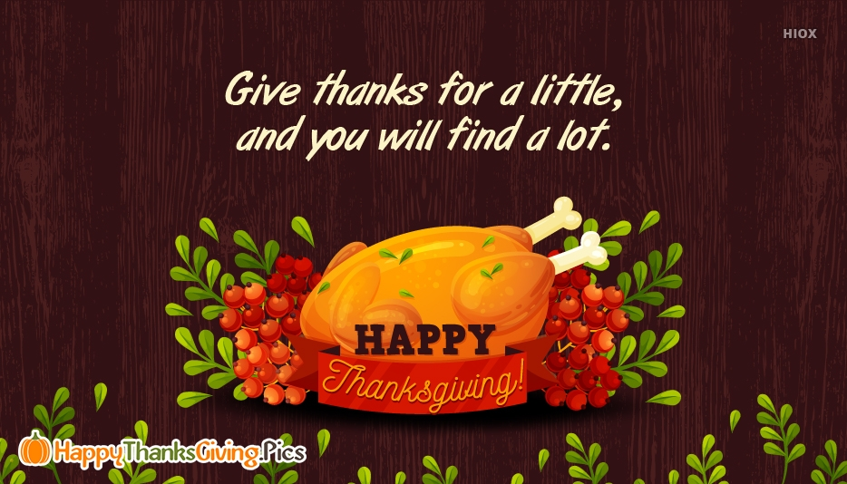 Thanksgiving Images for Give Thanks