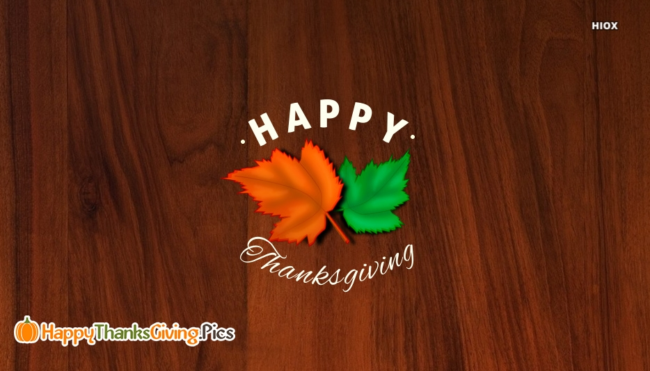 Happy Thanksgiving Clip Art Pictures