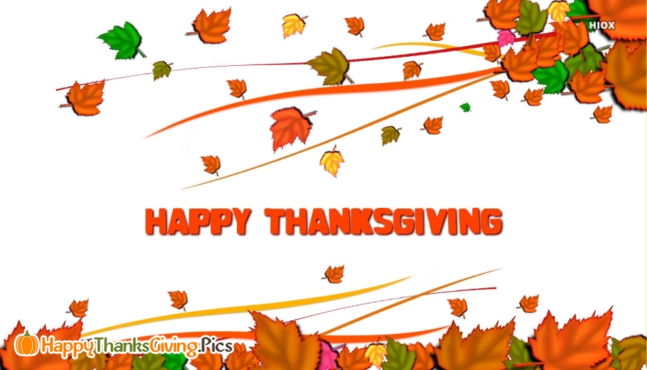 Thanksgiving Leaves Images