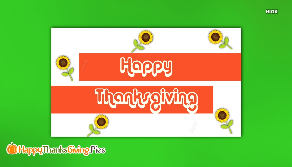 Happy Thanksgiving Wishes For Whatsapp
