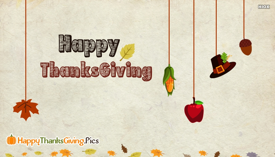 Happy Thanksgiving Wishes - Thanksgiving Images For Facebook