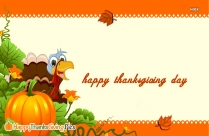 Happy Thanksgiving Day Picture