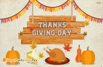 Forever On Thanksgiving Day The Heart Will Find The Pathway Home Message