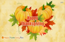 Thanksgiving Day Wishes Images Free Download