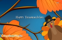 Happy Thanksgiving To Someone Sweet