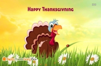 Cute Happy Thanksgiving Images