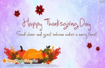 Happy Thanksgiving Quotes Picture