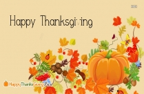 Happy Thanksgiving Vector Images
