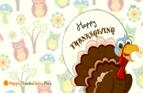 Happy Thanksgiving Clip Art Pictures, Images