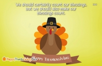 Happy Thanksgiving Blessings Images